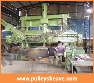 2600 DIA SPUR GEAR, Pulley Manufacturer In Ahmedabad, Gujarat, India