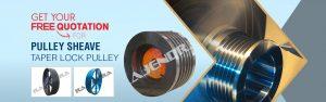 pulley best Price - Aluminum body gear box manufacturer in Hyderabad, Andra Pradesh, India