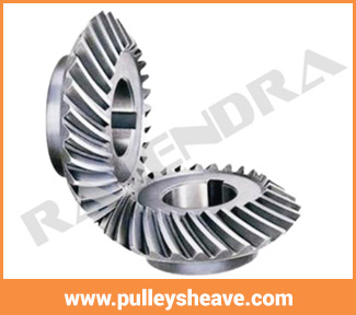 BEVEL GEAR, Timing Pulley Manufacturer In Ahmedabad, Gujarat, India