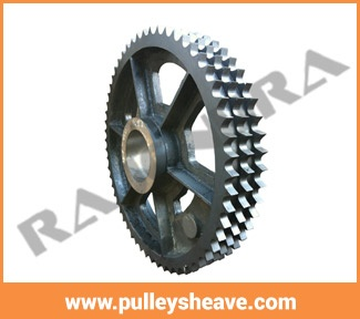 CHAIN SPROCKET, Pulley Manufacturer In Andhra Pradesh,