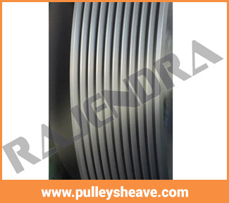 GROOVE PULLEY