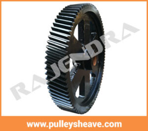 Gears, Pulley Manufacturer In Andhra Pradesh, India
