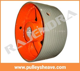 top Quality Manufacturer at Power Plant Pulley in Gujarat, India,