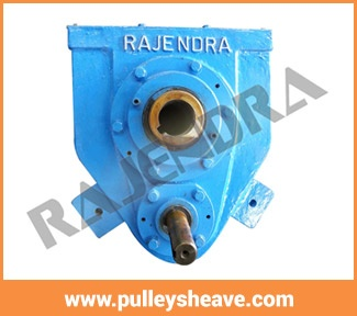 Girth Gear Box
