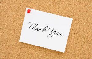 Thank you page, Gear manufacturer in Bangalore, Karnataka, India