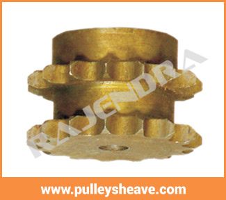 TWO STAND SPROCKET