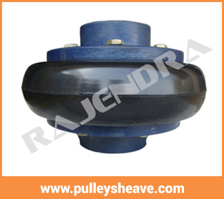 TYRE COUPLING, Power Plant Pulley Gujarat, India,