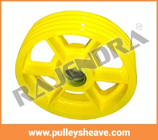 wire rope pulley manufacturer, supplier, exporter