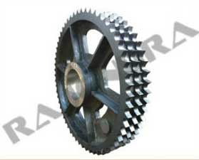 Chain Sprockets manufacturer in Ahmedabad, Gujarat, India